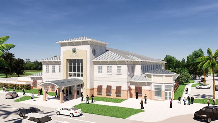 PD Building rendering