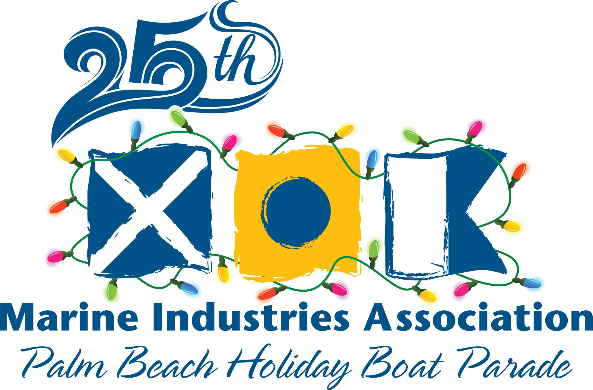 25th Annual Marine Industries Association Holiday Boat Parade Logo Opens in new window