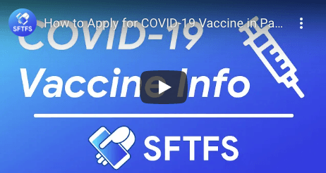 YouTube link to video showing how to make an appointment for Covid19 Vaccine Opens in new window
